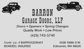 Garage Doors, Openers And SPRING CHANGES. A Father /son Team That Offers  Low Prices And Quality Work. While Others Stuff Their Pockets, We Refuse To  Rip ...